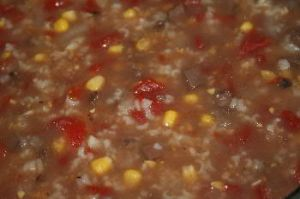 Dear Heart Soup. A low-fat soup made from a deer's heart.