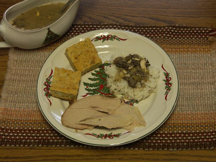 how to clean wild turkey breast