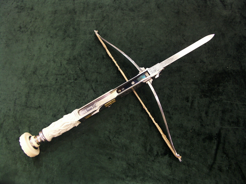 Pistol Crossbow