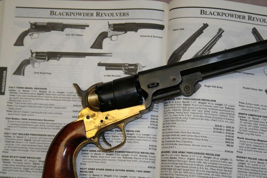 Trouble-Shooting Cap and Ball Revolvers | Backyard deer hunting