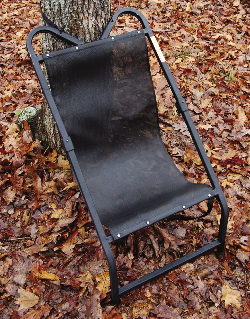 Expedient Repair Of Two Types Of Tree Lounge Tree Stands