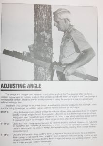TL Adjusting angle