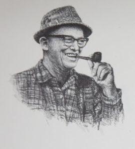 Charlie Elliott, friend, mentor, writer, conservationist  and turkey hunter.