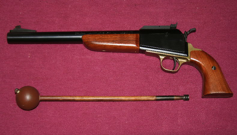 Thompson/Center's Scout: A Muzzleloading Pistol for Hunters