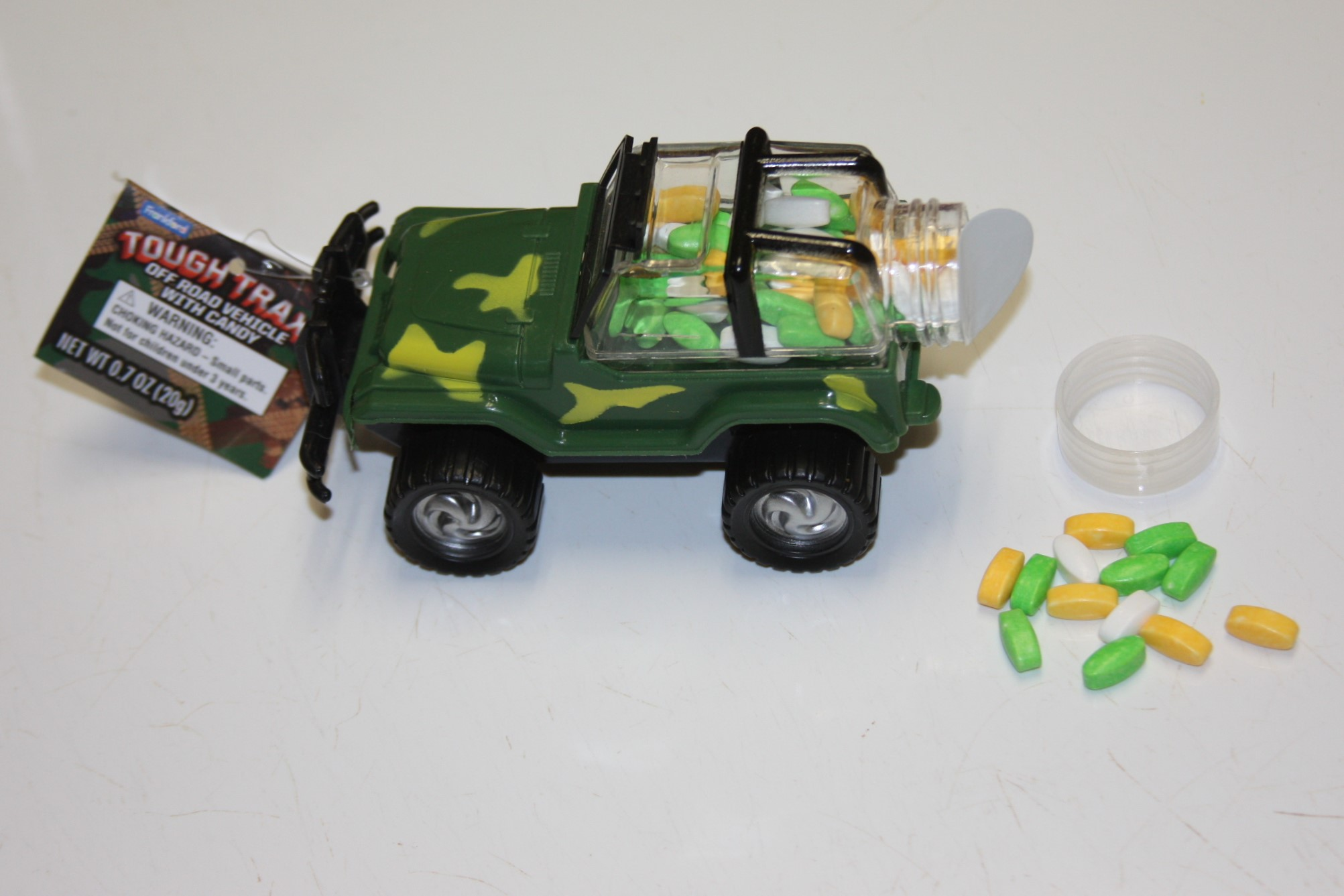 Toy Promotes Drug Use to Pre-School Children